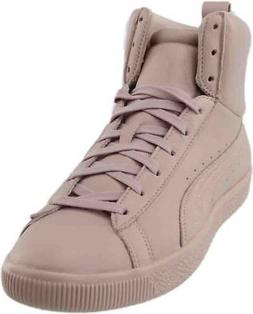Puma Young & Reckless Clyde Mid  Casual   Sneakers - Pink -