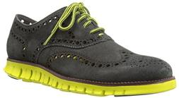 Cole Haan Men's Zero Grand Wing Oxford, Castle Rock Kudo Sue